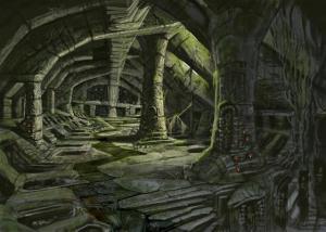 Nordic Barrow Ruin